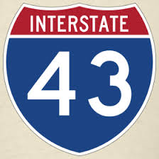 Interstate 43