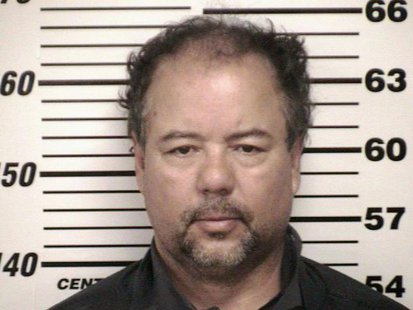 Ariel Castro, 52, is shown in this Cuyahoga County Sheriff's Office booking photo taken on May 9, 2013. Cuyahoga County Sheriff's Office/Han