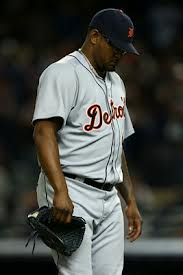 Tigers closer Jose Valverde