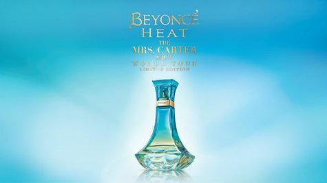 Image courtesy of Facebook.com/BeyonceParfums (via ABC News Radio)
