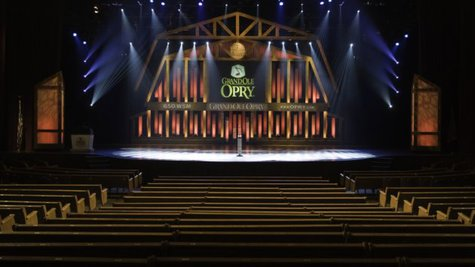 Image courtesy of Grand Ole Opry (via ABC News Radio)
