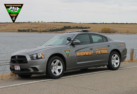 Highway Patrol troopers from Minnesota and South Dakota are on Interstate 90 today in a joint high-visibility enforcement operation focused on stopping criminal activity and reducing crashes, injuries and fatalities.  (HP.SD.gov)