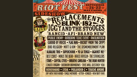 Image courtesy of RiotFest.org (via ABC News Radio)