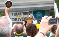 Donald Driver Street Dedication :: 6/15/13 9