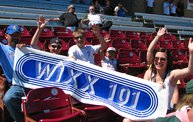 Donald Driver Charity Softball Game 2013 in Appleton with WIXX 10