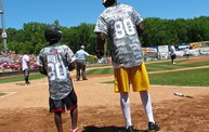 Donald Driver Charity Softball Game 2013 at Fox Cities Stadium in Appleton 5
