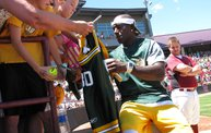 Donald Driver Softball Game In Review 02