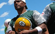 Donald Driver Charity Softball Game 2013 at Fox Cities Stadium in Appleton 2
