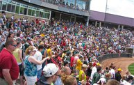 Donald Driver Charity Softball Game 2013 at Fox Cities Stadium in Appleton 15