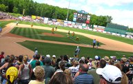 Donald Driver Charity Softball Game 2013 in Appleton with WIXX 24