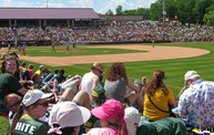 Donald Driver Charity Softball Game 2013 at Fox Cities Stadium in Appleton 12