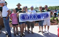 Donald Driver Charity Softball Game 2013 in Appleton with WIXX 8