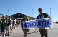 Donald Driver Charity Softball Game 2013 in Appleton with WIXX 7