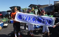 Donald Driver Charity Softball Game 2013 in Appleton with WIXX 6