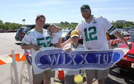 Donald Driver Charity Softball Game 2013 in Appleton with WIXX 11