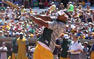 Donald Driver Charity Softball Game 2013 in Appleton with WIXX 23