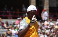 Donald Driver Charity Softball Game 2013 in Appleton with WIXX 22