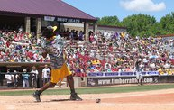 Donald Driver Charity Softball Game 2013 in Appleton with WIXX 19