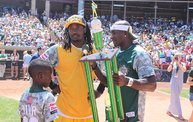 Donald Driver Softball Game In Review 06