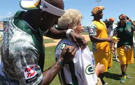 Donald Driver Charity Softball Game 2013 at Fox Cities Stadium in Appleton 28