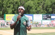 Donald Driver Charity Softball Game 2013 in Appleton with WIXX 29
