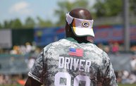 Donald Driver Charity Softball Game 2013 at Fox Cities Stadium in Appleton 21