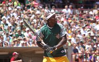 Donald Driver Charity Softball Game 2013 in Appleton with WIXX 16