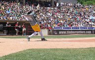 Donald Driver Charity Softball Game 2013 in Appleton with WIXX 15