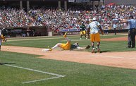 Donald Driver Charity Softball Game 2013 in Appleton with WIXX 4