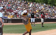 Donald Driver Charity Softball Game 2013 in Appleton with WIXX 28