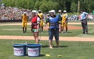 Donald Driver Charity Softball Game 2013 in Appleton with WIXX 26