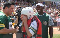 Donald Driver Charity Softball Game 2013 at Fox Cities Stadium in Appleton 10