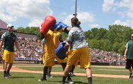 Donald Driver Charity Softball Game 2013 at Fox Cities Stadium in Appleton 6