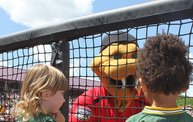 Donald Driver Charity Softball Game 2013 at Fox Cities Stadium in Appleton 3