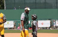 Donald Driver Charity Softball Game 2013 in Appleton with WIXX 12