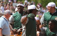 Donald Driver Charity Softball Game 2013 at Fox Cities Stadium in Appleton 26