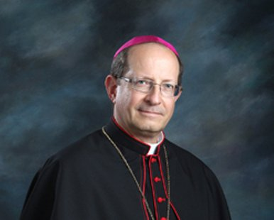 Bishop David Walkowiak (photo courtesy Diocese of Grand Rapids)
