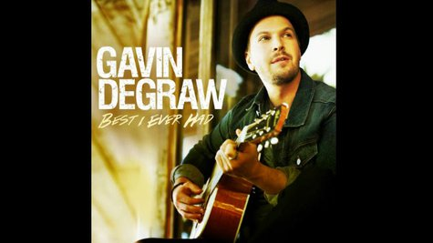 Image courtesy of Facebook.com/GavinDeGraw (via ABC News Radio)