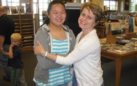 Q106 at Schuler Books & Music (6-14-13) 3