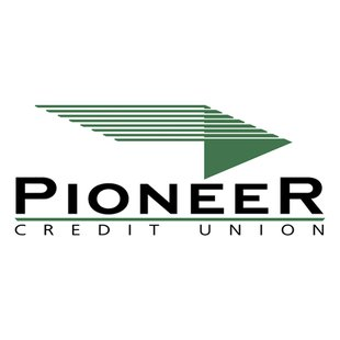 Pioneer Credit Union logo (courtesy of Pioneercu.com).