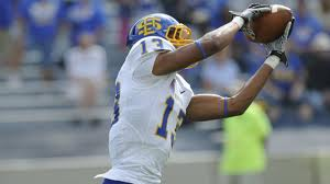 Fomer SDSU WR Dale Moss. Photo courtesy: South Dakota State University
