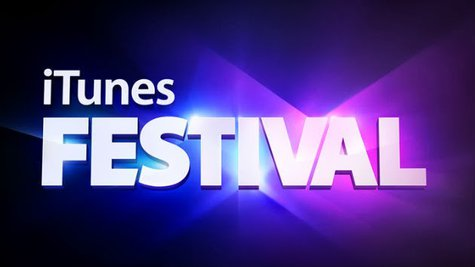 Image courtesy of iTunesFestival.com (via ABC News Radio)