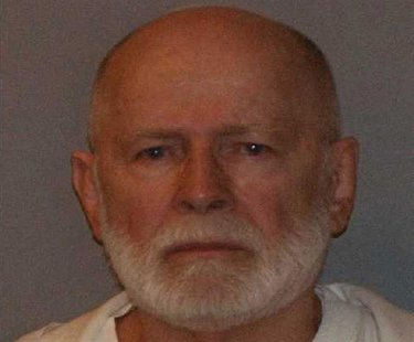 "Former mob boss and fugitive James ""Whitey"" Bulger is seen in a booking mug photo released to Reuters on August 1, 2011. REUTERS/U.S. Marsha"