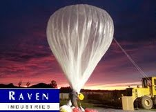 Raven Industries of Sioux Falls, SD and Google are teaming up to bring internet to all parts of the world. (Photo provided by Raven)