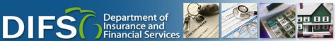 MI Dept of Insurance and Financial Services banner