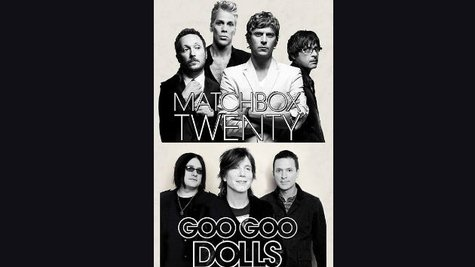 Image courtesy of Facebook.com/GooGooDolls (via ABC News Radio)