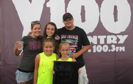 Y100 Show Us Your Smiles CUSA Photo Booth - Day 1 27