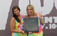 Y100 Show Us Your Smiles CUSA Photo Booth - Day 1 11