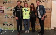 Meet & Greets From Day 1 - Eric Church and Gloriana 24