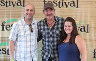 Meet & Greets From Day 2 - Kix Brooks & Sheryl Crow 1